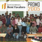 FAVALORO - PROMOCIÓN 2005