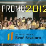 FAVALORO - PROMOCIÓN 2012