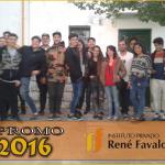 FAVALORO - PROMOCIÓN 2016
